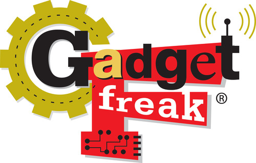 The Gadget Freak of the Year: the Winner Is...Andrew Morris. (PRNewsFoto/UBM Canon)
