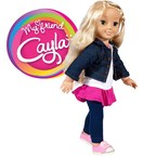 World's First Interactive Doll Now Available Nationwide at U.S. Retailers