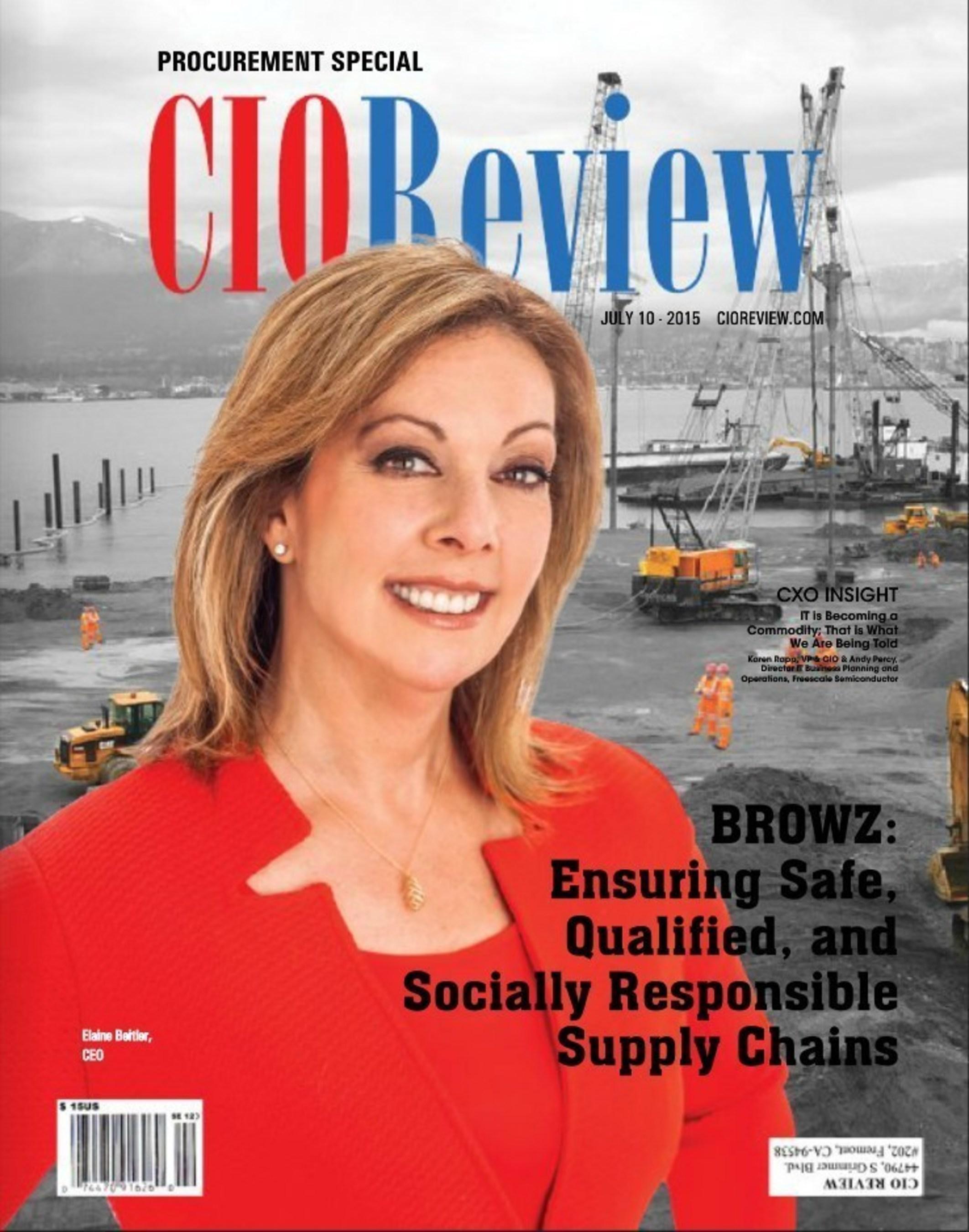 CIO Review - July 2015