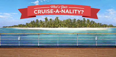 """One aspect of Carnival Corporation's WorldsLeadingCruiseLines.com website allows vacationers to find their """"CRUISE-A-NALITY,"""" which is an interactive tool to help consumers find their individual cruise persona - type of cruiser based on likes and dislikes - from a total of 30 personas. After answering six simple questions, the CRUISE-A-NALITY tool provides consumers with their persona, cruise brand recommendations and links to find more information to begin planning their vacation."""