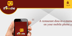 Restaurant Mobile app, iFoodie.  (PRNewsFoto/Tencom Intellectual Ventures)
