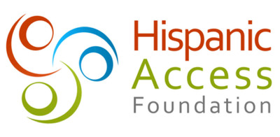 Hispanic Access Foundation Logo.  (PRNewsFoto/Hispanic Access Foundation)