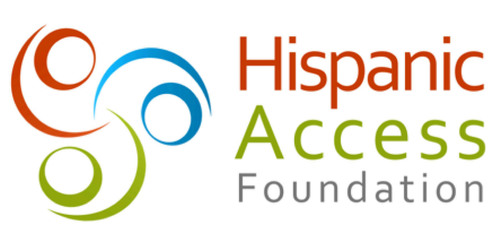 Hispanic Access Foundation Logo.  (PRNewsFoto/Hispanic Access Foundation)