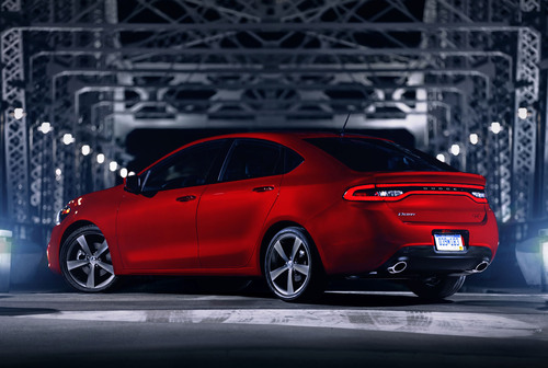 CHRYSLER GROUP LLC 2013 DODGE DART