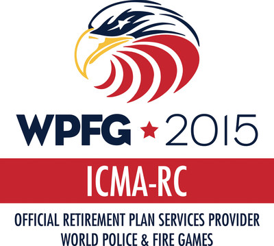 ICMA-RC is the Official Retirement Plan Services Provider for the World Police & Fire Games, an Olympic-style sporting event for public safety officers, which will take place throughout the National Capital Region from June 26 to July 5, 2015.