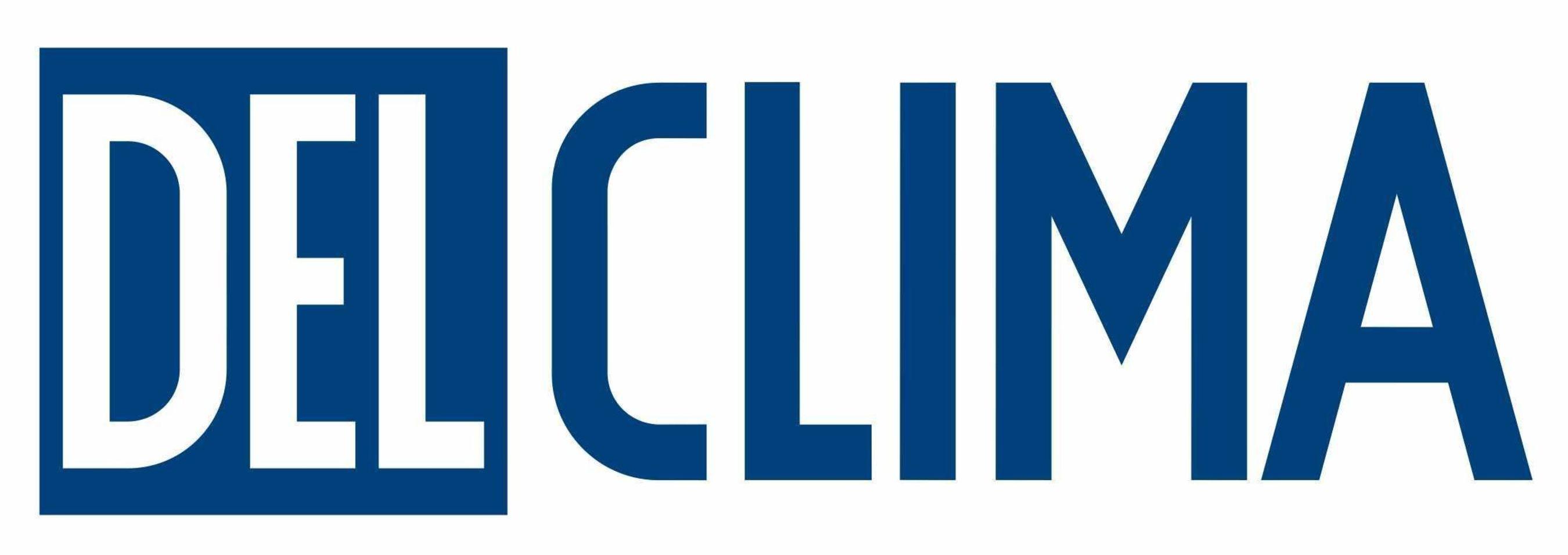 DeLclima SpA Logo (PRNewsFoto/DeLclima SpA)