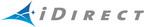 iDirect logo.