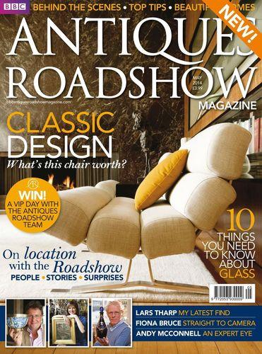 BBC Antiques Roadshow Magazine Launches (PRNewsFoto/Kelsey Media)