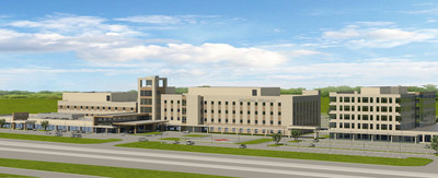 Rendering by PhiloWilke Partnership (PRNewsFoto/Memorial Hermann Health System)