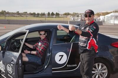 Kia and B.R.A.K.E.S. Teen Pro-Active Driving School extend multiyear partnership.