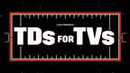 """VIZIO's 4th annual """"TDs for TVs"""" professional football rewards campaign will expand to give fans and Boys & Girls Clubs of America (BGCA) even more chances to win VIZIO Ultra HD TVs."""