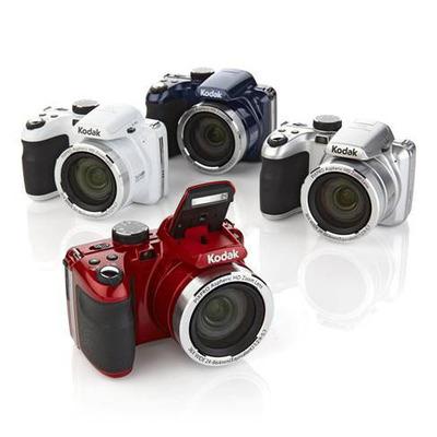 JK Imaging and HSN Announce Exclusive World Launch of New KODAK PIXPRO Digital Camera - AZ361 : HSN to debut Kodak's first 36x long-zoom digital bridge camera on April 6.  (PRNewsFoto/JK Imaging, Ltd.)