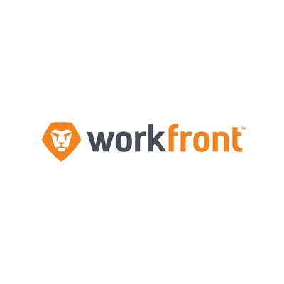 Workfront logo (PRNewsFoto/Workfront Inc.)