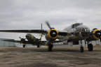 """Among the shows highlights, tours of this B25 Bomber """"Pacific Prowler"""" and C47 """"Southern Cross.""""  Rides in the C47 will also be available.  (PRNewsFoto/Greatest Generation Aircraft)"""