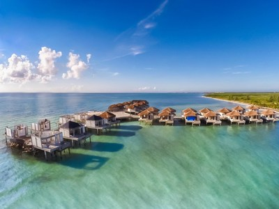 Palafitos - Overwater Bungalows joins The Registry Collection program.