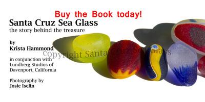 Santa Cruz Sea Glass, the story behind the treasures.  (PRNewsFoto/SantaCruzSeaGlass.com)
