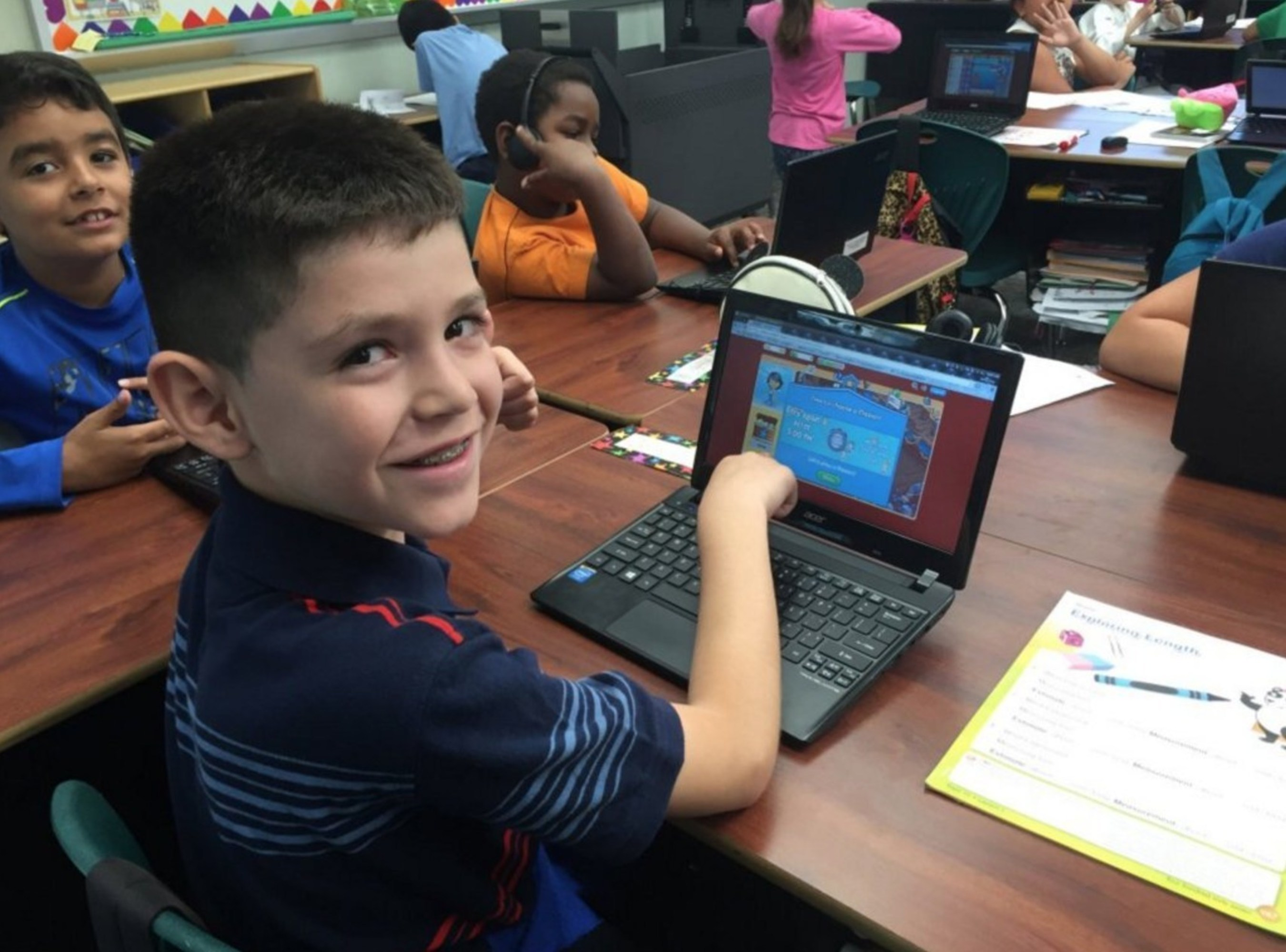Students see 18% higher SBAC scores with Sokikom.
