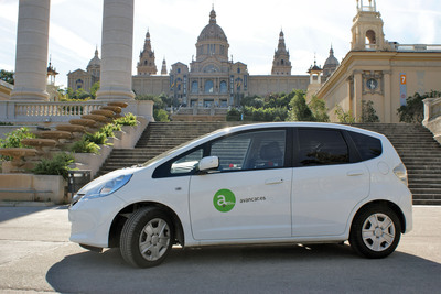 Zipcar Completes Integration of Spain's Largest Car Sharing Service.  (PRNewsFoto/Zipcar, Inc.)