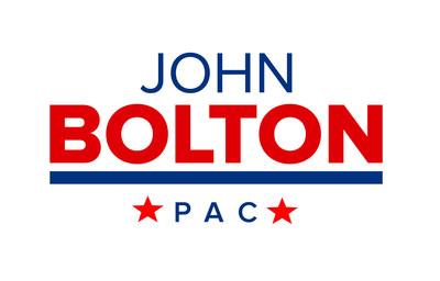 John Bolton PAC logo (PRNewsFoto/John Bolton PAC)