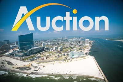 One Of The Last Boardwalk Development Opportunities And Several Adjacent Lots In The South Inlet Of Atlantic City Are Being Sold At Bankruptcy Auction (PRNewsFoto/AuctionAdvisors) (PRNewsFoto/AuctionAdvisors)