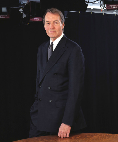 Charlie Rose, co-host of CBS This Morning and a contributing correspondent to the CBS News show 60 Minutes, will be the honoree of the Gala 2013 of the Lycee Francais de New York.  (PRNewsFoto/Lycee Francais de New York)