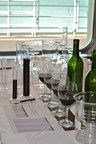 MSC Divina offers a wine blending class to create, bottle and label wine.