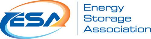 ESA Logo. (PRNewsFoto/Energy Storage Association) (PRNewsFoto/ENERGY STORAGE ASSOCIATION)