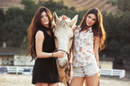 "PacSun Launches Premier ""Kendall & Kylie"" Collection Nationwide.  (PRNewsFoto/Pacific Sunwear of California, Inc.)"