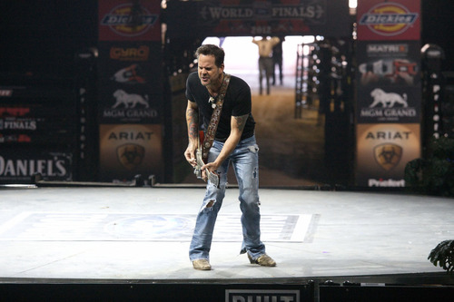 Country Star Gary Allan To Perform At Professional Bull Rider's Last Cowboy Standing Event In Las Vegas On May 11.  (PRNewsFoto/Professional Bull Riders)