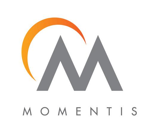 Momentis Logo.  (PRNewsFoto/Just Energy Group Inc.)