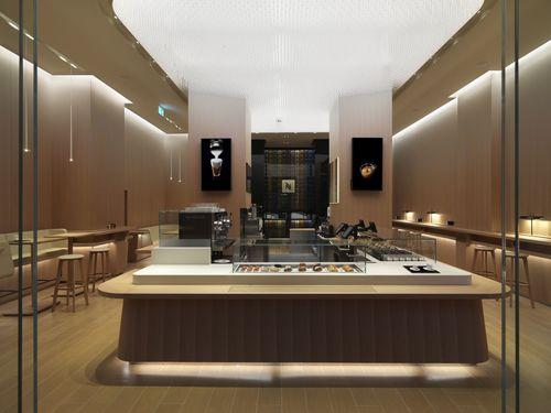Nespresso brings Viennese consumers a new premium coffee shop experience with its pilot Nespresso Cafe (PRNewsFoto/Nestle Nespresso SA)
