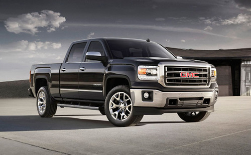 Deals on the 2014 GMC Sierra will be available this Labor Day through Briggs Auto. (PRNewsFoto/Briggs Auto Group)