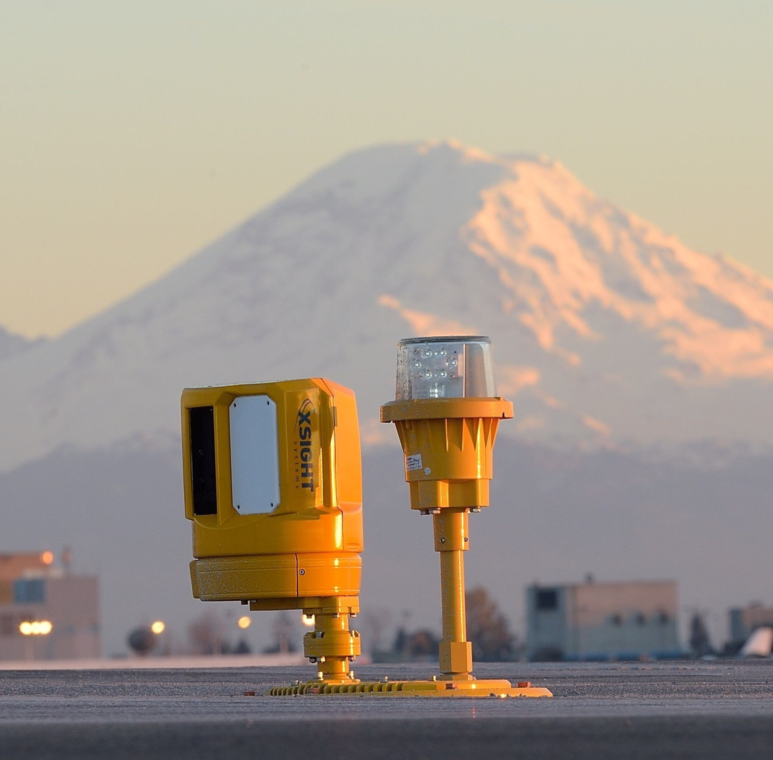 RunWize, the state-of-the-art runway management solution now deployed in Sea-Tac Airport, developed by Xsight Systems and integrated by prime contractor Leidos.