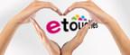 etouches unveils its new user interface (PRNewsFoto/etouches)