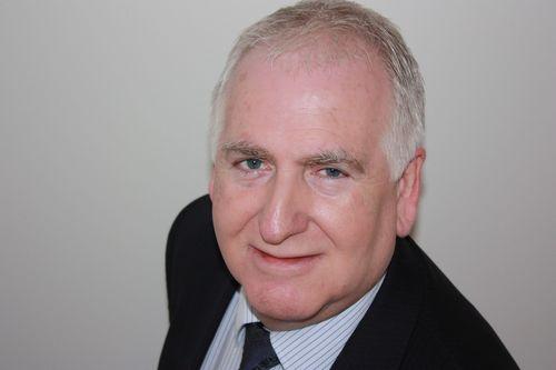 Steve Harriott, Chief Executive, The Dispute Service (PRNewsFoto/TDS Northern Ireland)