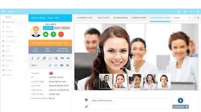 Video Conferencing in a Way You Never Knew Existed