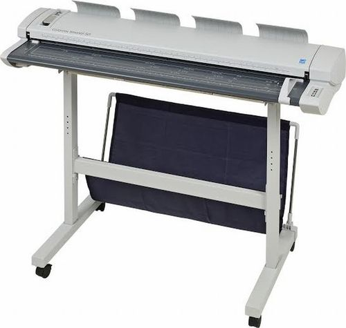 Colortrac SG scanner for the highest quality scans of all your document types. Floor stand and other accessories are optional. (PRNewsFoto/Colortrac)