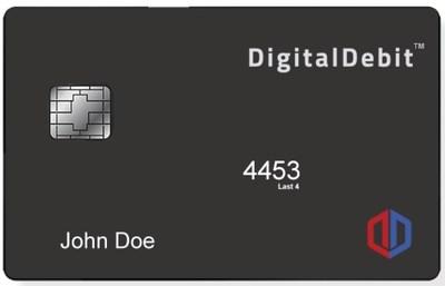 Digital Debit Secure Card