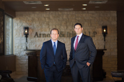 Attorneys Kurt Arnold and Jason Itkin of Arnold & Itkin LLP.