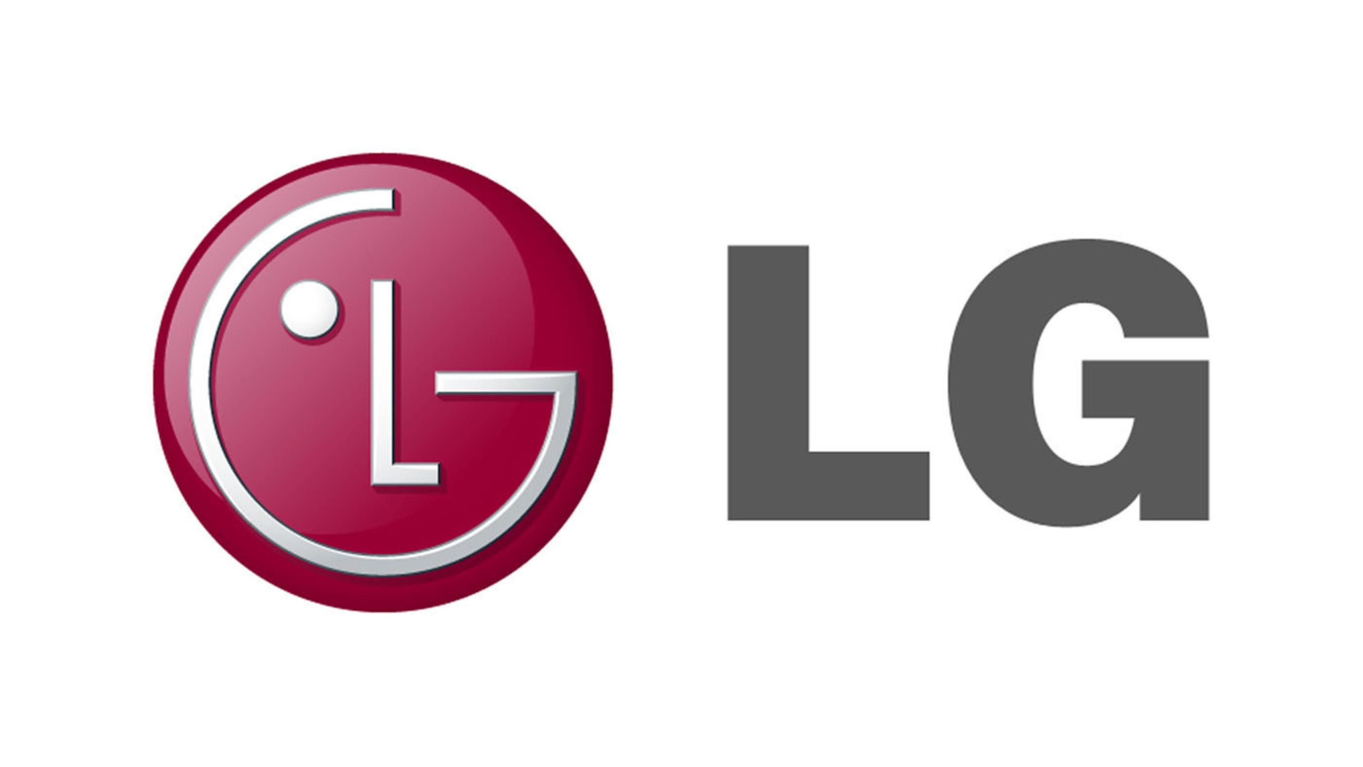 LG Electronics logo.