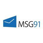 MSG91 Logo (PRNewsFoto/Walkover Web Solutions Pvt, Ltd.)
