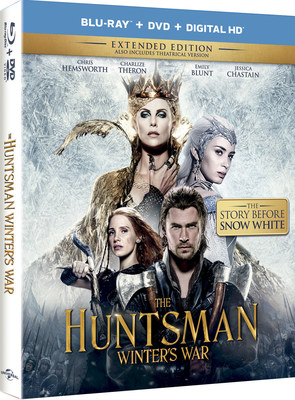 From Universal Pictures Home Entertainment: The Huntsman: Winter's War