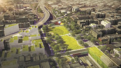 Nature and Cities contributors call for a blend of green and blue infrastructure, to reinvent existing highways and cityscapes