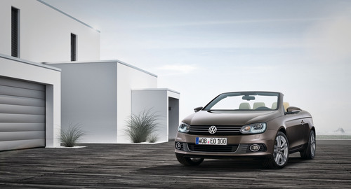 Significantly Enhanced Volkswagen Eos To Be Revealed at Los Angeles Auto Show
