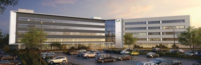 Merck's new, $115 million  Burlington, Massachusetts campus, slated to open in 2017, will serve as a major life science hub for Merck, Darmstadt, Germany with a state-of-the art lab for customer collaboration