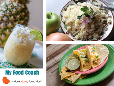 My Food Coach by National Kidney Foundation