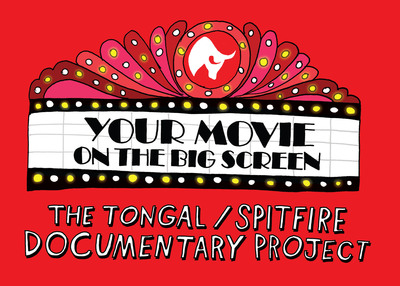 Tongal Partners with Oscar-winning Producer Spitfire Pictures to Crowdsource First Documentary Feature Film.  (PRNewsFoto/Tongal)