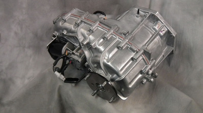 Featuring its proven electronic shift-on-the-fly technology, BorgWarner produces part-time four-wheel drive transfer cases for the 2014 Toyota Tundra pickup truck.  (PRNewsFoto/BorgWarner Inc.)