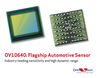 OmniVision's new flagship automotive sensor