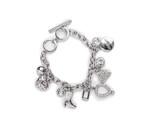 Chico's Miracle Charm Bracelet